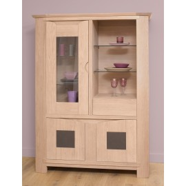 Meuble-vitrine-armoirette-tiroir