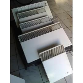 Lot de convecteurs 750w 2000w 1500w