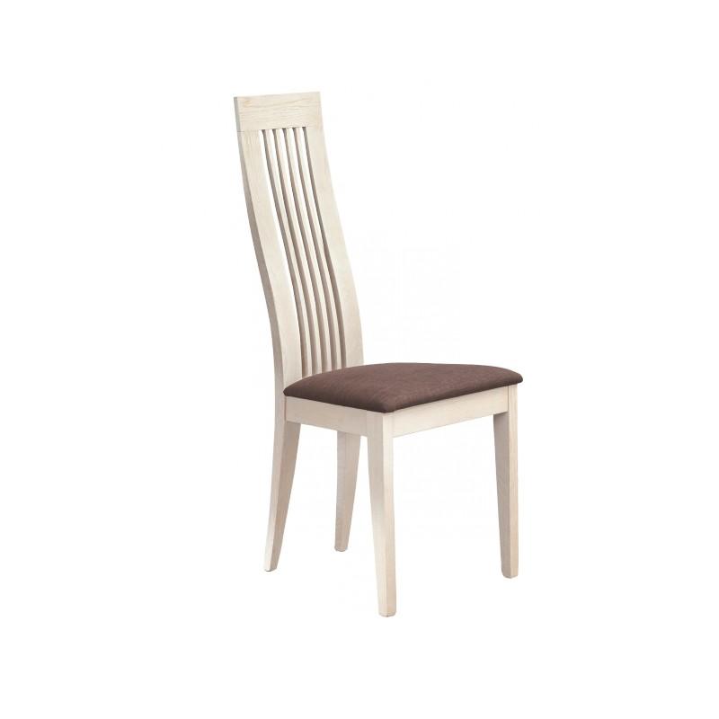 chaise chene massif blanchi. Black Bedroom Furniture Sets. Home Design Ideas