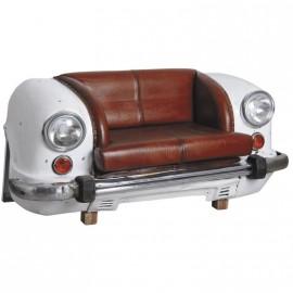Canapé calandre de voiture