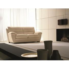 Canapé 3 places cuir ref VITRON