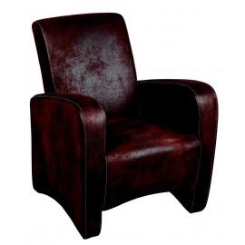 Fauteuil-confortable-marron