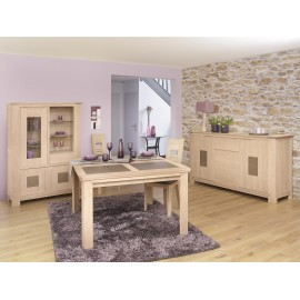 Enfilade-table-4-chaises-chene