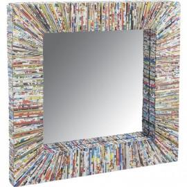 Miroir deco carré