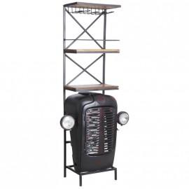 Bar agricole calandre tracteur