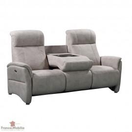 canapé avec coffre de rangement