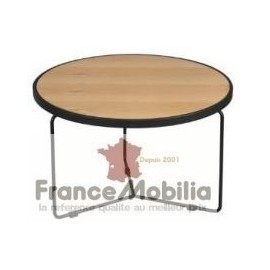 Destockage table basse - ronde