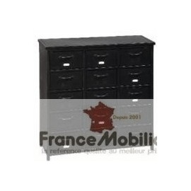 Meuble destocké - commode 15 tiroirs