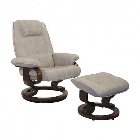 Fauteuil relaxation manuel