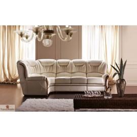 Canapé cuir angle