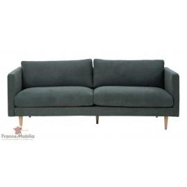 Canapé vert moderne design