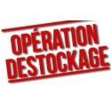 Destockage menager