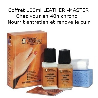 Leather master 100ml 29.90€